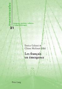 Enrica Galazzi et Chiara Molinari - Les français en émergence.