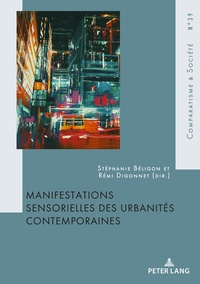 Stéphanie Béligon et Rémi Digonnet - Manifestations sensorielles des urbanités contemporaines.