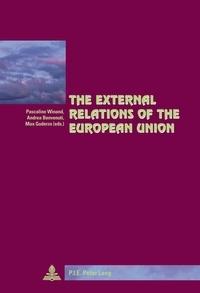 Pascaline Winand et Andrea Benvenuti - The External Relations of the European Union.