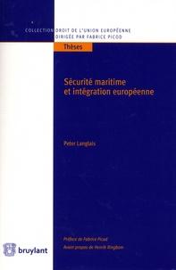 Deedr.fr Sécurité maritime et intégration européenne Image