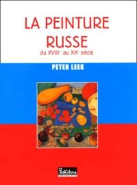 Peter Leek - .