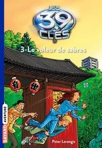 Philippe Masson - Les 39 clés, Tome 3 : Le voleur de sabres.