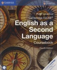 Histoiresdenlire.be Cambridge IGCSE, English as a Second Language - Coursebook Image