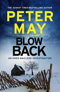 Peter May - Blowback.