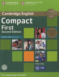 Birrascarampola.it Cambridge English Compact First - B2 - Student's Book with Answers Image