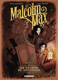 Deedr.fr Malcolm Max Tome 1 Image