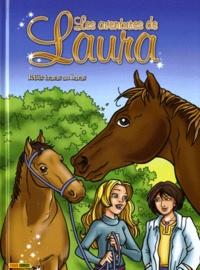 Peter Menniger et  Comic Staff - Les aventures de Laura Tome 3 : Petits tracas au haras.