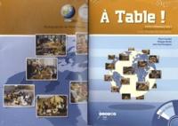Peter Menzel et Pierre Courbet - A table ! - Dossier pédagogique Cycle 3. 1 Cédérom