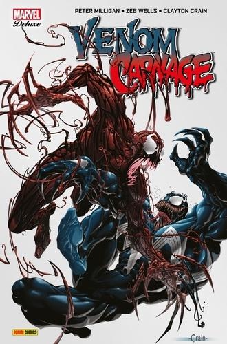 Venom vs Carnage - 9782809476576 - 21,99 €