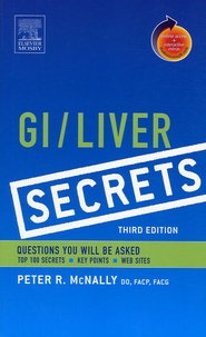 Peter-R McNally - GI/Liver Secrets.