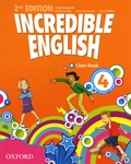 Peter Redpath et Kirstie Grainger - Incredible English 4 - Class Book.
