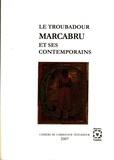 Peter Ricketts et Barbara Spaggiari - Le troubadour Macrabru et ses contemporains.