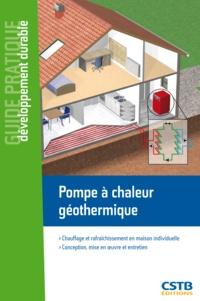 Peter Riederer - Pompe à chaleur géothermique.