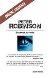 Peter Robinson - Etrange affaire.