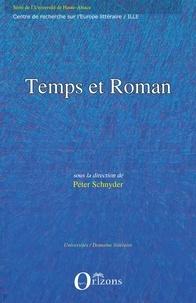 Peter Schnyder - Temps et Roman.