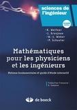 Peter Schuster et Wolfgang Weber - Mathématiques pour les physiciens et les ingénieurs - Notions fondamentales et guide d'étude interactif. 1 Cédérom