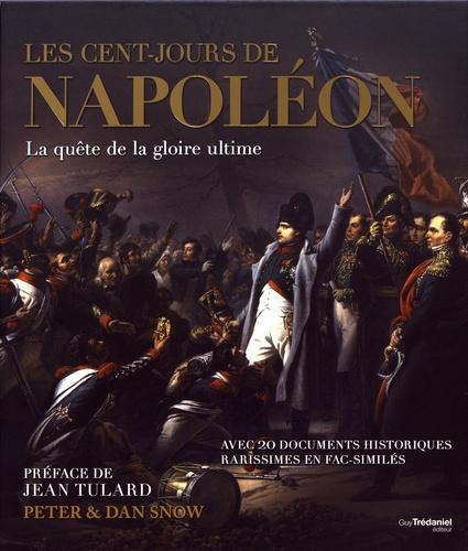 Les cent-jours de Napoléon