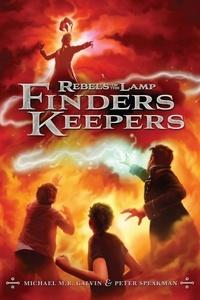 Peter Speakman et Michael Galvin - Finders Keepers.