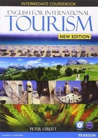 Peter Strutt - English for International Tourism - Intermediate Coursebook. 1 DVD