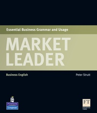 Peter Strutt - Market leader business grammar and usage.