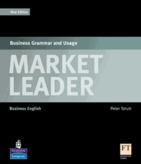 Peter Strutt - Market leader essential business grammar and usage.