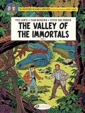 Peter Van Dongen et Yves Sente - Blake & Mortimer Tome 26 : The Valley of the Immortals part 2.