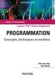 Peter Van Roy et Seif Haridi - Programmation - Concepts, techniques et modèles.