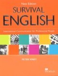 Peter Viney - Survival English - International  Communication for Professional People. 1 CD audio