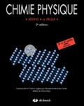 Peter-W Atkins et Julio de Paula - Chimie physique.