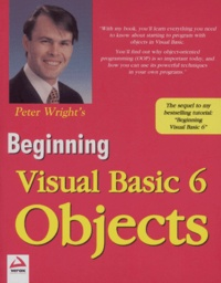 Accentsonline.fr BEGINNING OBJECTS WITH VISUAL BASIC 6 Image