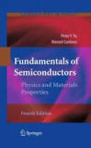Peter-Y Yu et Manuel Cardona - Fundamentals of Semiconductors - Physics and Materials Properties.