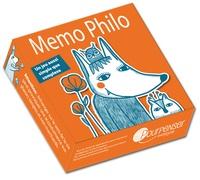 Pétigny aline De - Memo Philo - Des Petites Cartes Pour Parler De La Vie.