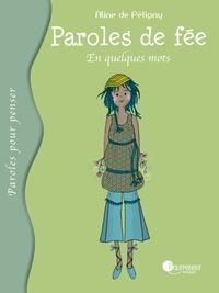 Pétigny aline De - Paroles De Fee - En Quelques Mots - N°8.