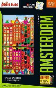 Petit Futé - Amsterdam. 1 Plan détachable