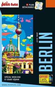 Petit Futé - Berlin. 1 Plan détachable