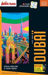 Petit Futé - Dubaï. 1 Plan détachable