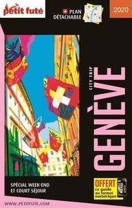 Petit Futé - Genève. 1 Plan détachable