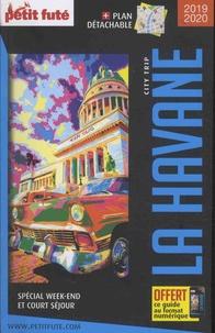Petit Futé - La Havane. 1 Plan détachable