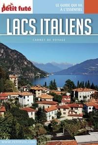 Télécharger le format ebook au format zip Lacs italiens (Litterature Francaise) par Petit Futé 9791033159001 DJVU FB2