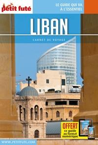 Ebooks gratuits sans téléchargement Liban 9791033183198 par Petit Futé in French
