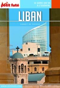 Téléchargement de google ebooks kindle Liban 9791033183228 par Petit Futé (Litterature Francaise)