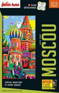 Petit Futé - Moscou. 1 Plan détachable