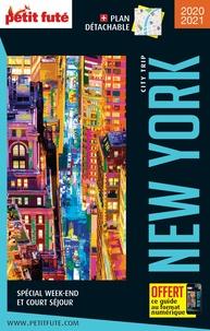 Petit Futé - New York. 1 Plan détachable