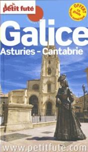 Ebook iPad téléchargement Petit Futé Galice - Asturies  - Cantabrie - Castille-et-Leon in French MOBI iBook FB2
