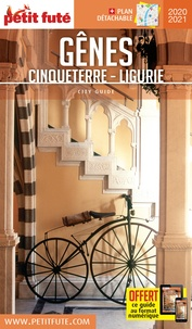 Petit Futé - Petit Futé Gênes Cinqueterre Ligurie. 1 Plan détachable