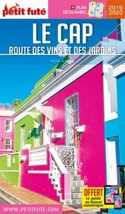 Petit Futé - Petit Futé Le Cap - Route des vins et des jardins. 1 Plan détachable