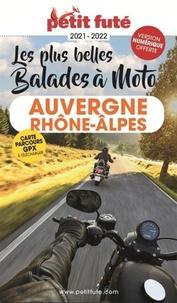 Petit Futé - Petit Futé Les plus belles balades à moto Auvergne Rhône-Alpes.