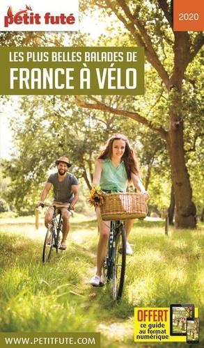 Petit Futé Les plus belles balades de France à vélo  Edition 2020