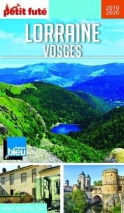 Pdf téléchargement gratuit livres ebooks Petit Futé Lorraine Vosges