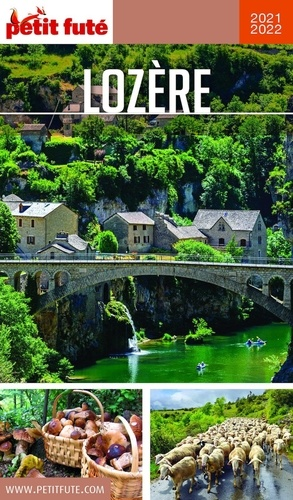 Petit Futé Lozère  Edition 2021-2022